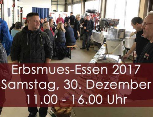 Erbsmues-Essen 2017