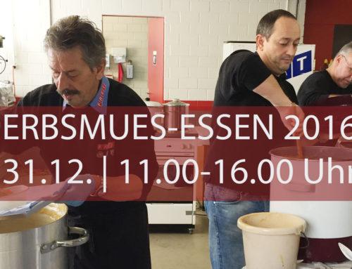Erbsmues-Essen 2016