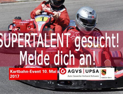 Kartbahn-Event 10. Mai 2017: