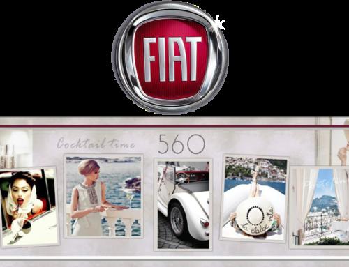 """60 """"Fiat 500 60th Anniversary"""" für die Schweiz:"""
