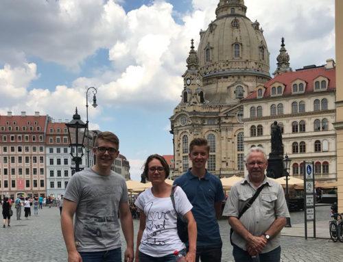 Dresden – ein toller Firmenausflug
