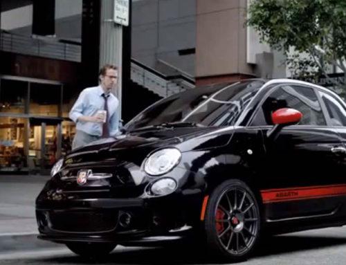 Fiat 500 Abarth – du vergisst NIE wenn du ihn das erste Mal gesehen hast: