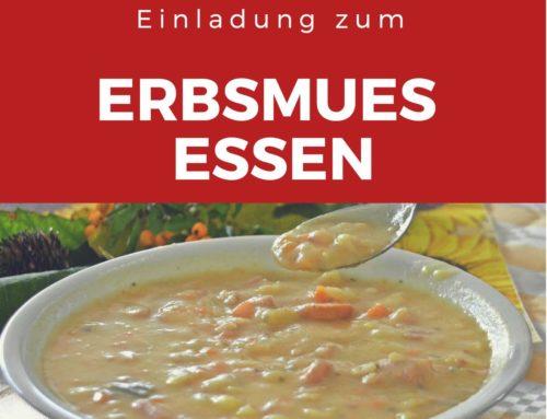Erbsmues-Essen 2018