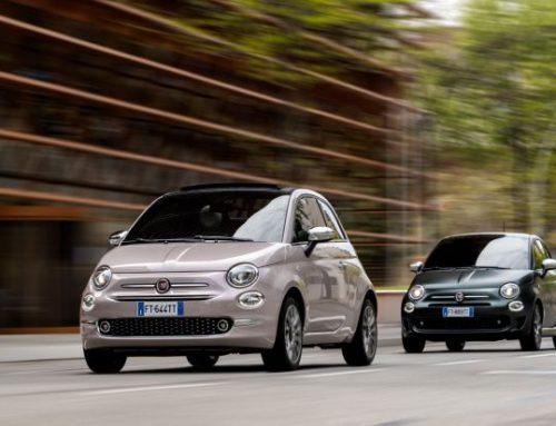 Der Fiat 500 im Modelljahr 2020 – noch mehr innovative Technologie und zwei neue Varianten