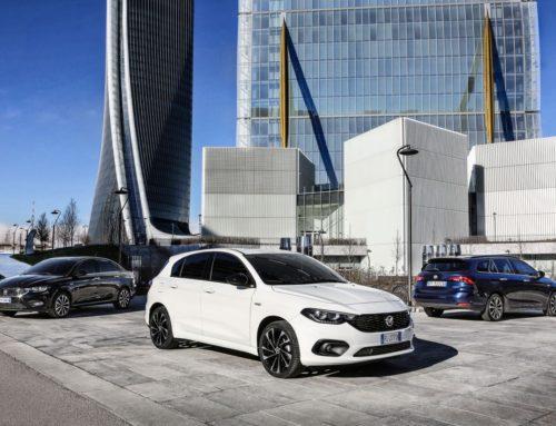 120 Jahre Fiat: Geburtstags-Special mit 10 Jahren Garantie auf den Fiat Tipo