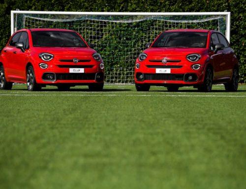 Der neue Fiat 500X Sport – das Topmodell in der neu strukturierten Modellpalette