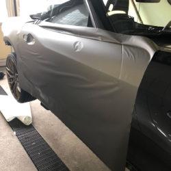 Folieren Sonnmatt-Garage