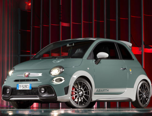 Abarth 695 70° Anniversario, Sonderedition
