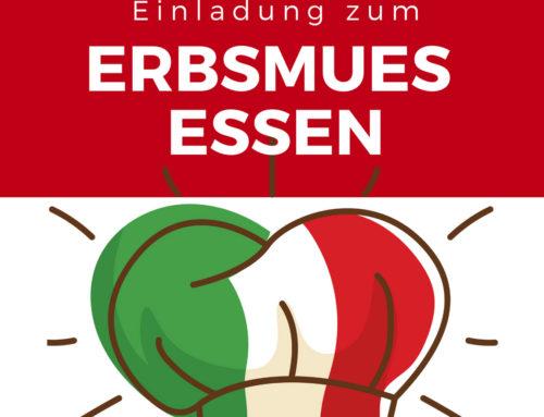 Erbsmues-Essen 2019