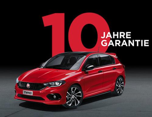 10 Jahre Garantie und Super-Angebote auf ausgewählten Modellen!