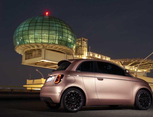 Der neue Fiat 500 3+1, der vielseitigste neue 500, feiert Weltpremiere.