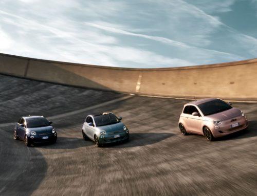 Die gesamte Baureihe des neuen 500 ist nun in der Schweiz erhältlich.